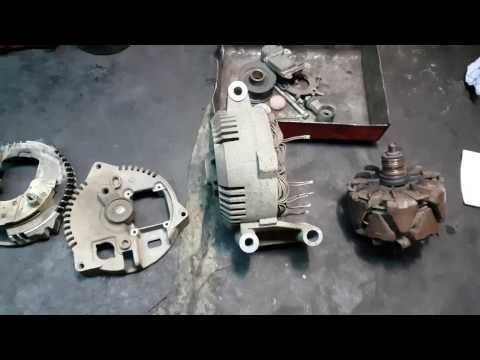 Правильный ремонт генератора FORD, BMW, LAMBORGINI, JIGULI )