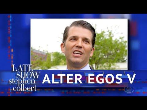 Late Show's Alter Egos V