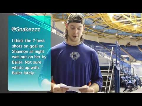 Cottonmouths Players Read Mean Comments