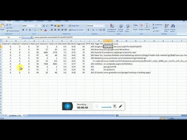 Backlinks Checker Program  Networking Tools | PHP Script