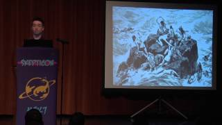 "God is an Idiot: God's ""Perfect"" Plan - JT Eberhard - Skepticon 7"