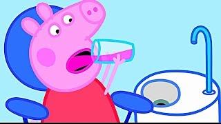 Свинка Пеппа У стоматолога! Мультики для детей Мультфильм Peppa Pig HD