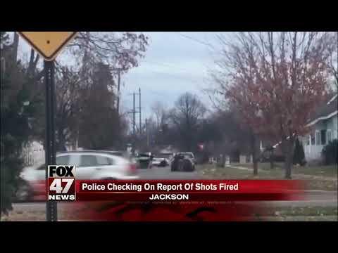 Heavy police presence in Jackson
