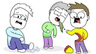 Жесть На Стройке (анимация)