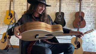 Martin Guitars Nashville Showroom | First Impressions Of The New SC-13E