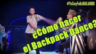 🎒 ¿Cómo hacer el backpack dance? 💃