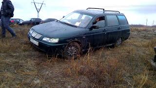 Я на ВАЗ 2111 выезжаю из грязи)