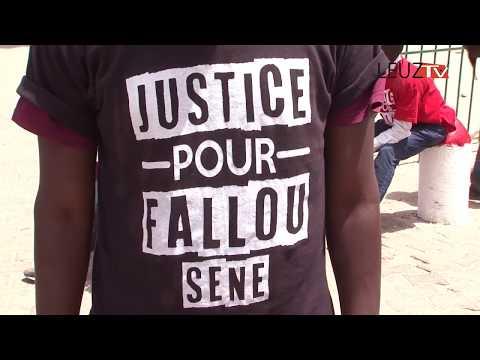 Marche pacifique : les étudiants exigent la démission de Mary Teuw Niane
