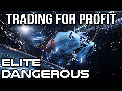 Trading for Profit – Elite Dangerous