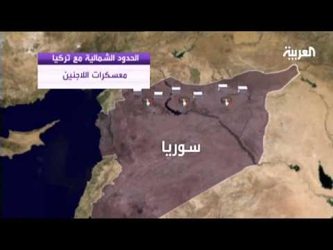 خطة النظام السوري في المناطق الحدودية