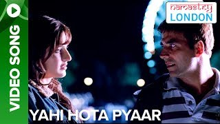 Yahi Hota Pyaar (Full Video Song) | Namastey   - YouTube