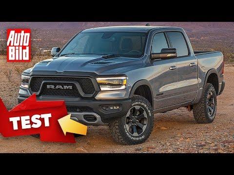 Dodge Ram 1500 (2020): Test - HEMI - Pick-up - Info - deutsch