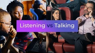 Why Listening is Better Than Talking | Brian Tracy