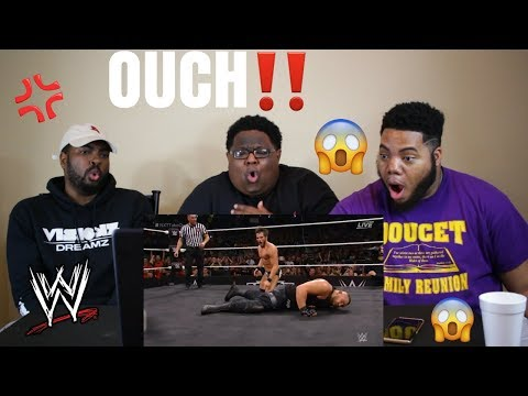 WWE Best Moves of 2017 - [1/5] - REACTION