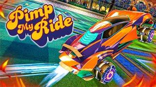 Pimp My Rocket League Ride - Clean Designs