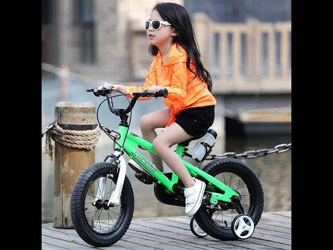 Royalbaby RB16B 6B BMX Freestyle Kids Bike, Boys Bikes and Girls Bikes with training whe