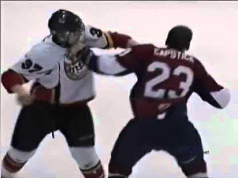 Dylan Capstick vs. Robert Davis