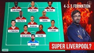 Liverpool FC ● Potential Line-Ups 2018/2019 - Ft. Mo Salah, Alisson, Fabinho, Keita, Shaqiri