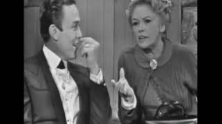 "Fran Allison, Jimmy Dean--Classic ""Aunt Fanny"" Routine, 1965 TV"