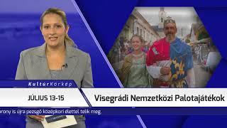 TV Budakalász / Kultúrkörkép / 2018.07.12.