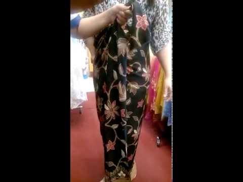 Video Kreasi Kain Panjang