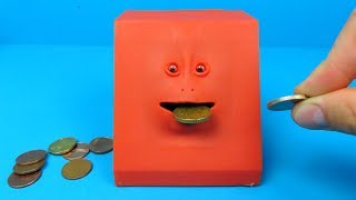 Toy Moneybox Unpack Face Bank | Family Toys Collector