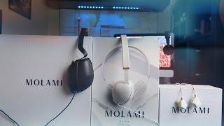 Наушники Molami - (Pleat / Plica / Bight)