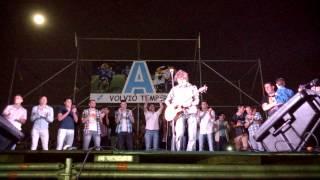 preview picture of video 'Club A. Temperley - Cena de Primera   Javier Grbec en vivo cierre con Sami'