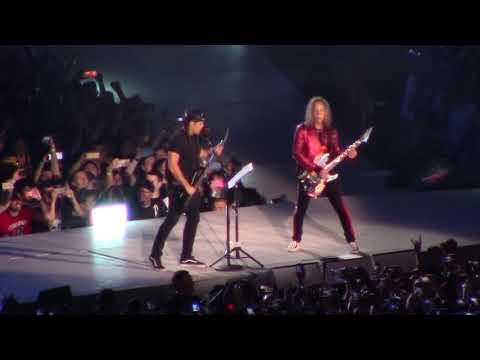 . Metallica - Группа крови. Концерт-WorldWiredTour-Лужники-Москва-21.07.2019