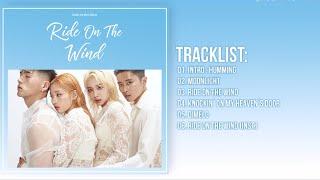 [Full Album] KARD - Ride On The Wind | The 3rd Mini Album — TRACKLIST