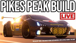 Trying To Make A Car To Take On Pikes Peak