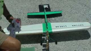 Control Line Model Airplanes