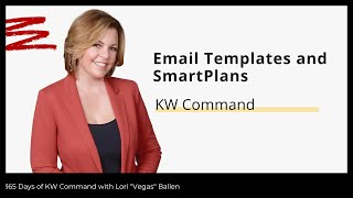 KW Command Email Templates For SmartPlans