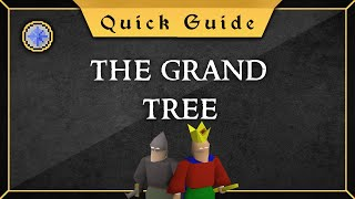 [Quick Guide] The Grand Tree