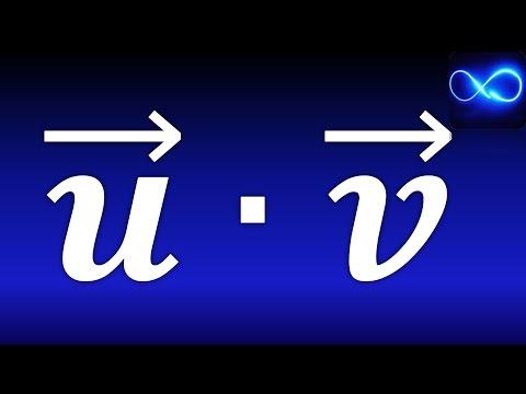 31. Producto punto, ¿qué es y cómo se calcula? | Cálculo vectorial