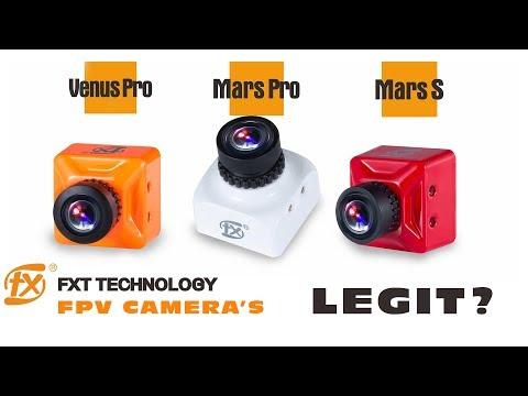 Comparison between the Runcam Eagle 2 pro & FXT Mars Pro