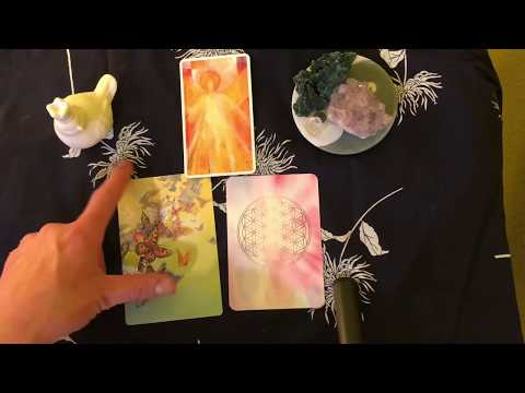 Crys' Tagesorakel am Mittwoch (28.11.18) mit Naturgeisterorakel,Blume des Lebens-Orakel (видео)