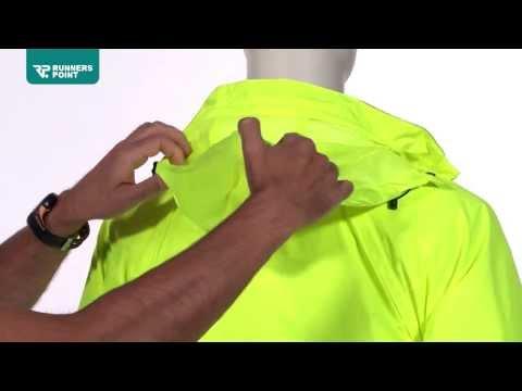 Laufjacke RP. Laminat Jacket Neon Herren