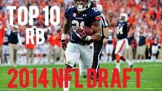 Gambar cover Top 10 Running Backs in 2014 NFL Draft