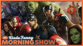 Which MCU Heroes Are Worth Your Streaming Money? - The Kinda Funny Morning Show 09.19.18