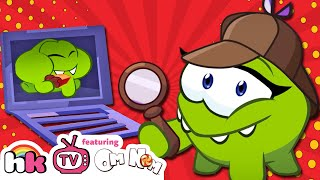 Om Nom Stories DETECTIVE Dream Job NEW EPISODE Cut the Rope Funny Cartoons Compilations for Children