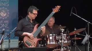 Alain Caron Quartet- 2015 Music Monday Showcase performance (Montreal)