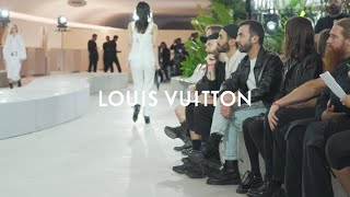 Louis Vuitton Cruise 2020 Show: All-Access with Loïc Prigent