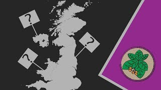 How many countries make up the UK?