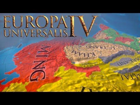Europa Universalis IV: Mandate of Heaven - Release Trailer thumbnail