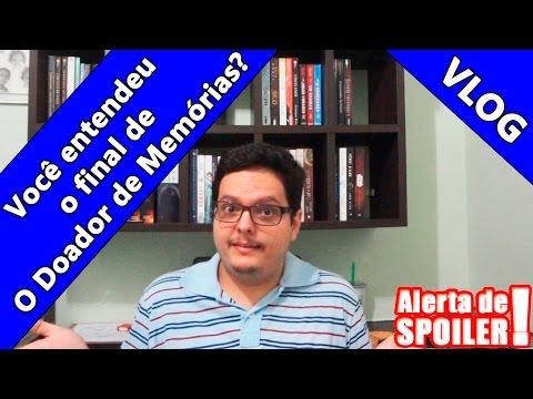 Vlog - Você compreendeu o final de O Doador de Memórias?
