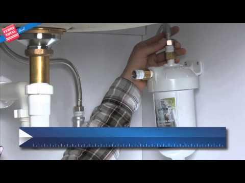 Ferretotal - ¿Cómo instalar un Filtro de Agua?