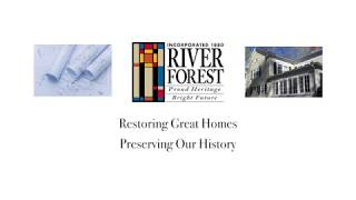 Victorian Restoration in River Forest (1 of 2)