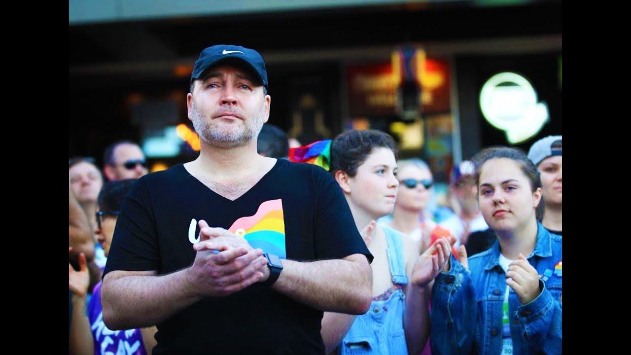 Gay Marriage Legalized In Australia thumbnail