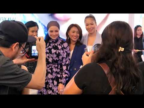 Neelofa -Lancome Launch 2019
